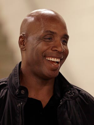 Barry Bonds was found guilty of obstruction and served a one-month house arrest before the conviction was overturned in April.