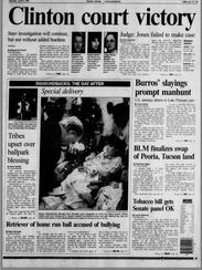 The Arizona Republic, April 2, 1998.