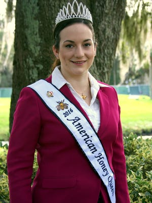 Kim Kester, the 2016 American Honey Queen, will visit Fond du Lac and the surrounding area October 31-November 5.