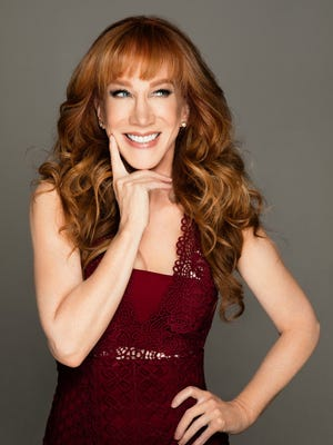 Kathy Griffin performs at Taft Theatre Friday, March 24.