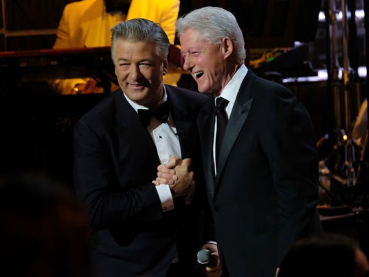 """AP SPIKE TV'S """"ONE NIGHT ONLY: ALEC BALDWIN"""" A ENT USA NY"""