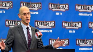 NBA commissioner discusses potential rule changes