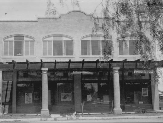 The Suhwaro Hotel (1916)