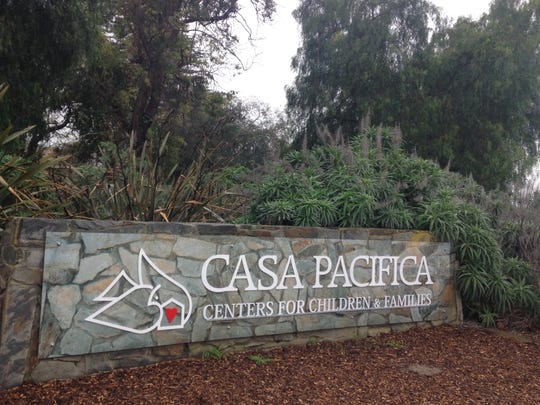 Nonprofit Casa Pacifica in Camarillo is home to about 45 youths.
