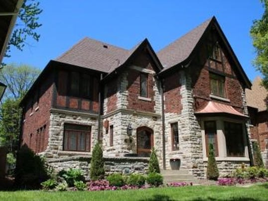view historic homes in detroit s university district