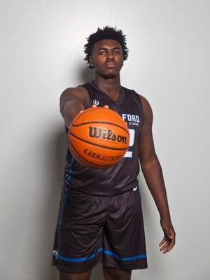 Trevion Williams will be taking his talents and singing ability to Purdue.