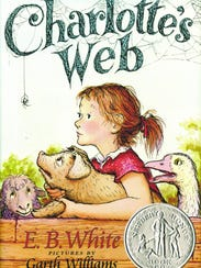 """Charlotte's Web"" was illustrated by Garth Williams, who also wrote ""The Rabbits' Wedding."""