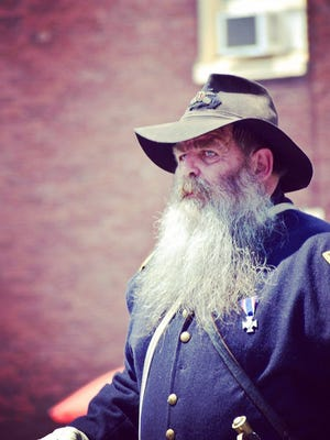 """Melanie Briggs of Carroll Valley submitted this photo to the Evening Sun News and Community gallery Jun. 11. Briggs writes, """"Memorial Day Parade Gettysburg participant"""""""