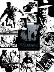"""How to Draw Noir Comics: The Art and Technique of Visual Storytelling"" is an instructional book based on the cinematic, high contrast noir style of acclaimed comic book and graphic novel illustrator, Shawn Martinbrough.