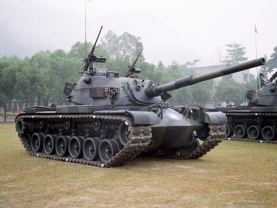 The Taiwan Army is looking for surplus US Army M1A1/M1A2