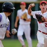Kimberly vs Marinette in American Legion Class AAA State Baseball