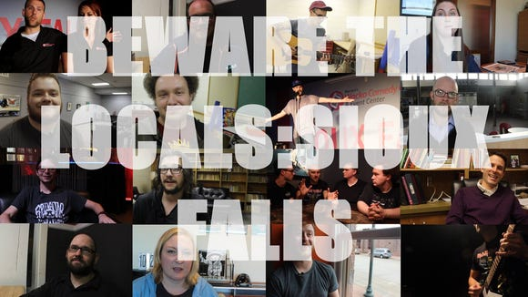 "Local art documentary ""Beware the Locals"" premiers"