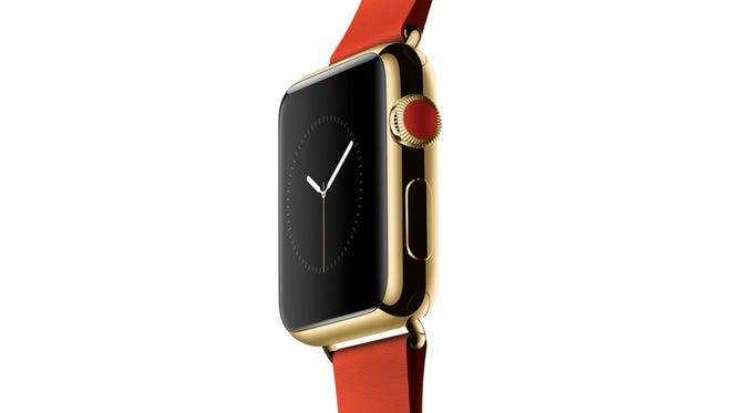 Apple's new Apple Watch