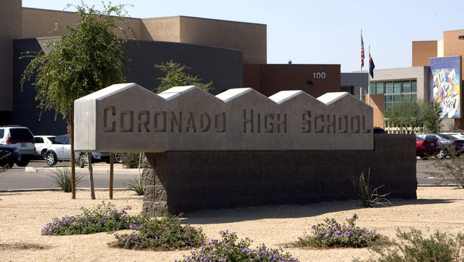 Coronado High School in Scottsdale is one of several in the state saving money on utilities through performance contracting.