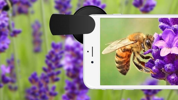 Enhance your iPhone camera with Amazon's top lens kit for 56% off