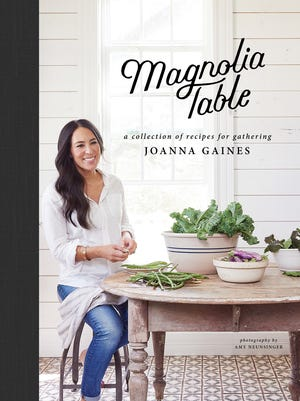 """Magnolia Table: A Collection of Recipes for Gathering"" offers readers recipes from the Gaines' home and restaurant."