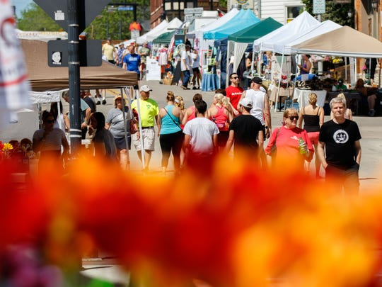 Money, an online source for personal finance news and information, ranked Menomonee Falls No. 15 for the Best Places to Live. It attributed one of the reasons for its ranking was the village's summer beer gardens and festivals.