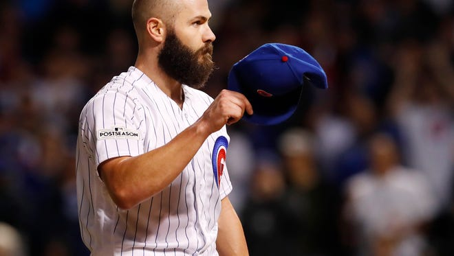 Jake Arrieta could be the free agent pitcher the Philliles need to bolster their staff.