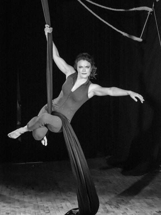 PHOTOS: Nashville's Gothic Circus was a gorgeous demonstration of the body as art