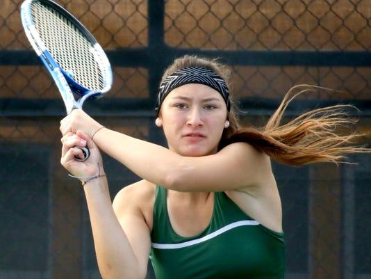 Greendale Girls Tennis
