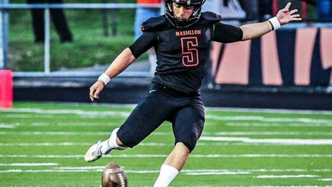 K Andrew David: The Massillon (Ohio) product was a 3-star prospect ranked 9th among kickers in the 2015 class, according to 247Sports.com.