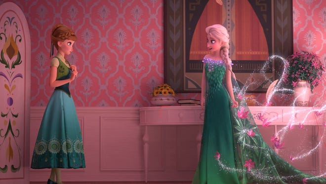 "The Disney short ""Frozen Fever"" is one of 12 shorts featured on Walt Disney Animation Studios' ""Short Films Collection."""
