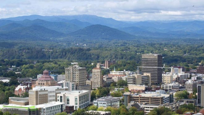 Asheville growth