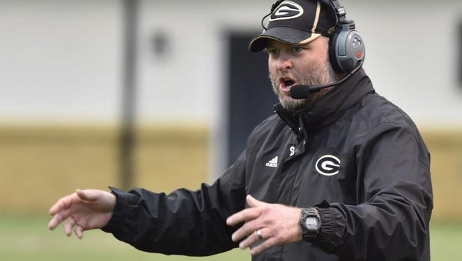 Greer's Will Young has been chosen Class AAA Upper State Coach of the Year.