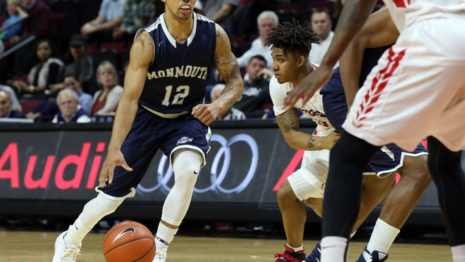 Justin Robinson and Monmouth are receiving Top 25 consideration.