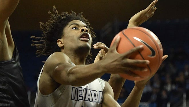 Nevada takes on Utah State at 6 p.m. on Saturday.