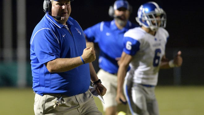 Pickens coach John Boggs has been named to the North staff for the 2016 Touchstone Cooperatives Energy Bowl.