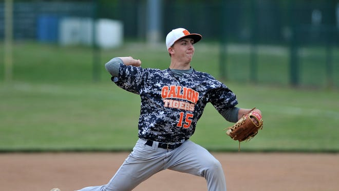 The Galion Tigers must find a way to fill the shoes left by Chad Karnes.