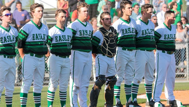 The Easley Green Wave defeated Blythewood 2-1 Saturday to advance to the Class AAAA District II tournament championship game.
