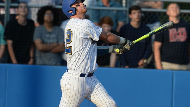 Wren catcher Chase McCroskey was named to the Class AAA all-state baseball team.