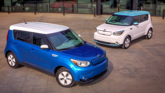 Kia: The Seoul EV is the only model in the lineup with U.S. or Canada content.