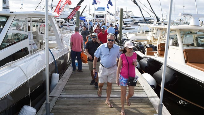 The Stuart Boat Show will be Jan. 12-14, 2018