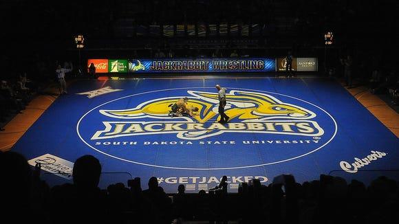 SDSU wrestling