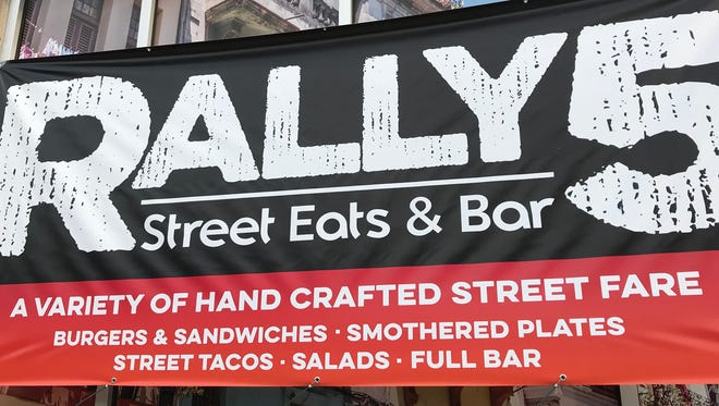 Rally5 Streets Eats & Bar operated in Fort Collins at 2310 E. Harmony Road in the Villaggio development.