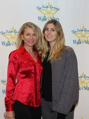 Actress-entrepreneur Denise DuBarry Hay and daughter