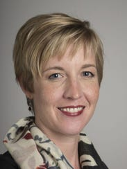 Tracy Lucht, assistant professor of journalism, Iowa