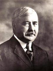 Elwood Haynes, inventor and co-founder of Haynes-Apperson Automobile Co.
