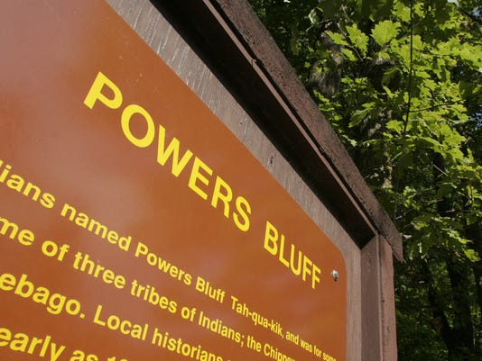 Group asks for grant to preserve Powers Bluff