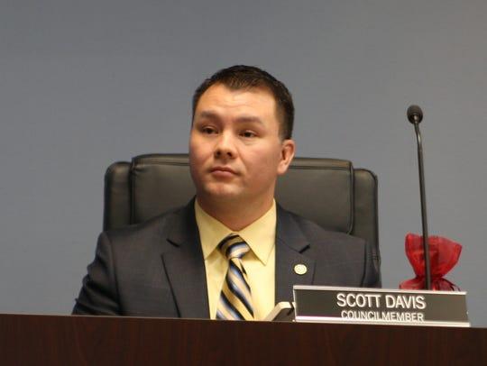 Salinas City Council Swearing  In 2016