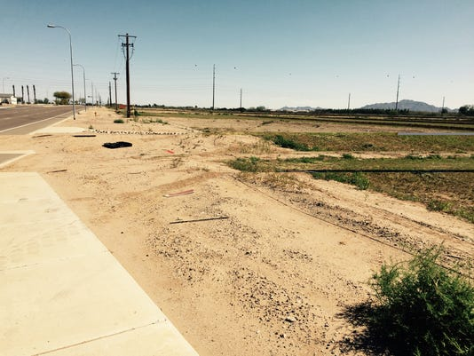 Arizona Avenue/Queen Creek Road