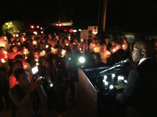 Mount Kisco Protest Prisoner Clemency 8