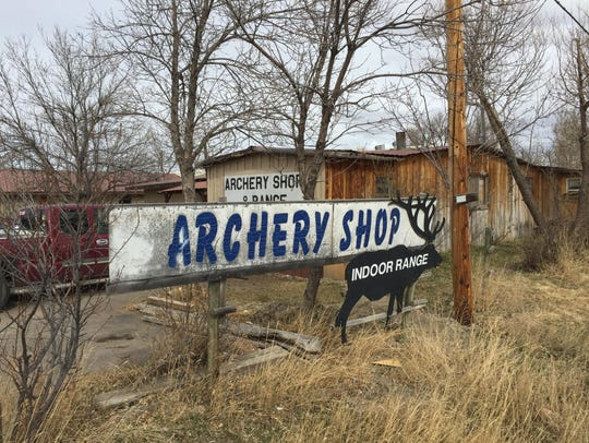 3D Archery is located a block off Highway 200 in Vaughn.