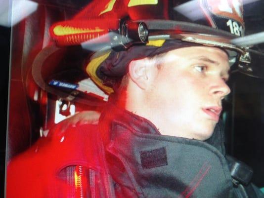 brandon haynes arson suspect.JPG