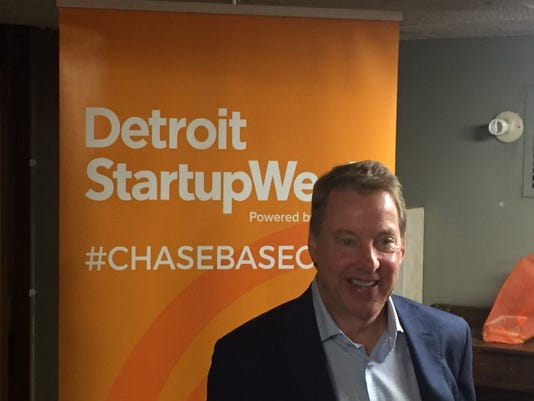 Bill Ford at Detroit Startup Week