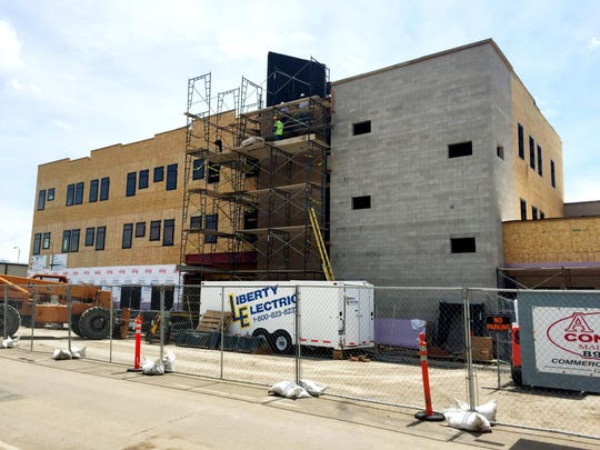 The Great Falls Rescue Mission expects to move into its Cameron Family Center, 408 2nd Ave. S., in October.