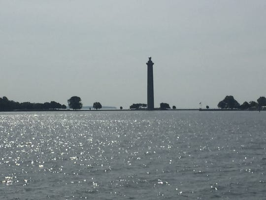 The 352-foot-tall monument on Put-in-Bay offers one